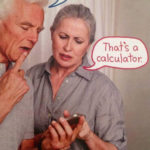Calculating Texts for Seniors